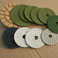 polishing pads in all types